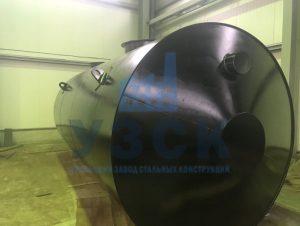 Емкость подземная дренажная ЕП 25-2400-2800-1