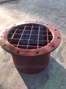 Клапан ПГВУ взрывной 091-80, 092-80
