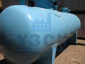 Резервуар РГС, екмость для газового конденсата с сферическими днищами