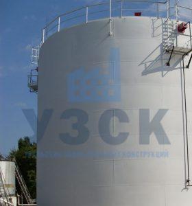 Резервуар вертикальный стальной 10000 кубов