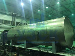 Резервуары РГС 60 м3