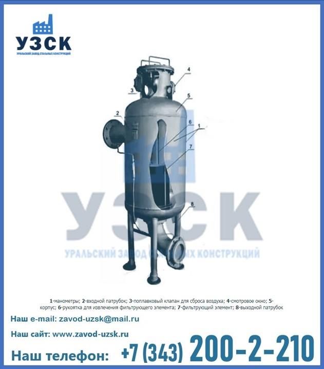 Принцип работы газового фильтра