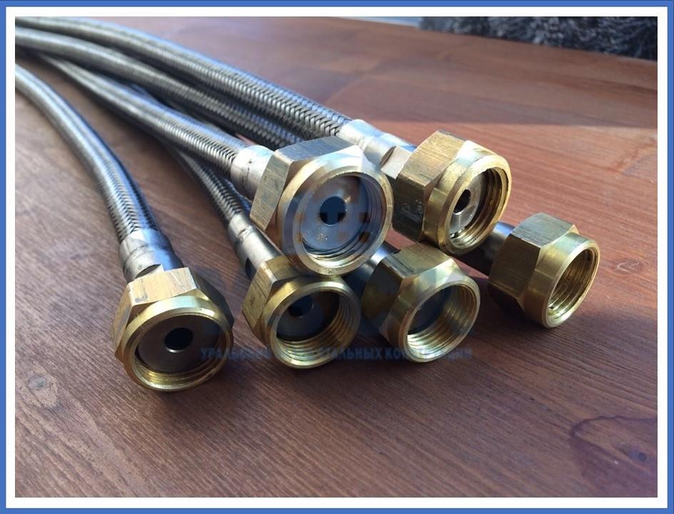 Металлорукав защитный гибкий стальной