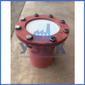 Клапан ПГВУ предохранительный, взрывной Ду 150, ОСТ 108.812.03-82