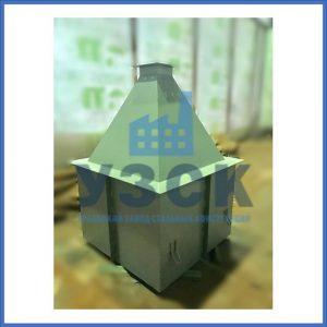Купить бункер пирамидальный к циклонам ЦН