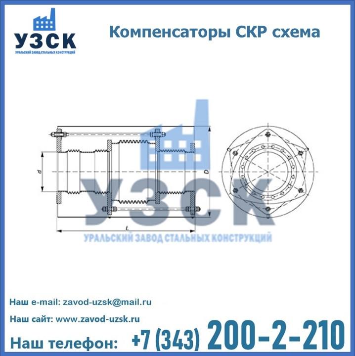 Компенсаторы СКР, КСР